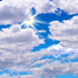 Partly sunny. High near 48, with temperatures falling to around 38 in the afternoon. West wind 5 to 8 mph.