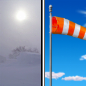 Patchy blowing snow before 10am. Sunny, with a high near 39. West northwest wind 10 to 24 mph.