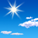 Sunny, with a high near 90. North wind 2 to 7 mph.