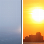 Patchy Fog then Mostly Sunny