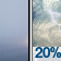 Patchy Fog then Slight Chance Showers And Thunderstorms
