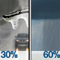 Chance Freezing Rain then Rain Showers Likely