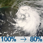 Tropical Storm Conditions Expected