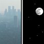 Haze then Clear